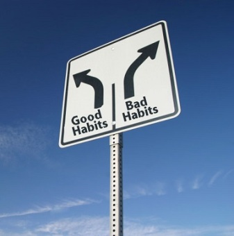 good bad habit