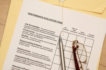 performance-appraisal form